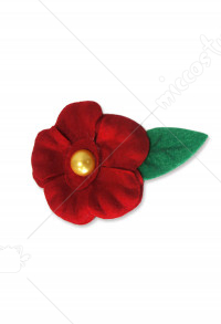 Flower Hair Clip or Inu x Boku SS Shirakiin Ririchiyo Cosplay