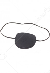 Simple Leather Eye Patch For Cosplay