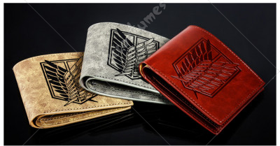 Attack on Titan Scouting Legion Wallet