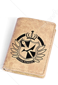 Dangan Ronpa High School Wallet