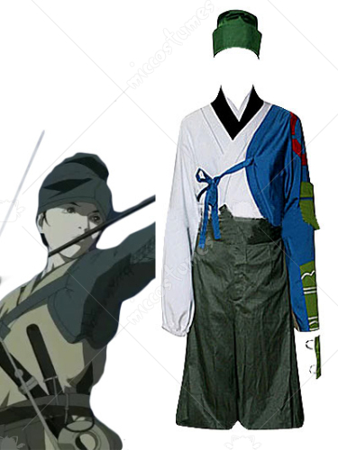 Otogizoushi Hikaru Male Disguise Cosplay Costume