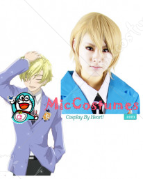 Ouran High School Host Club Tamaki Suou Cosplay Wig
