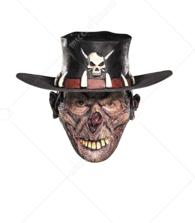 Outback Zombie Mask