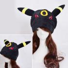 Eevee Umbreon Sylveon Snorlax Soft Plush Beanie Costume Hat