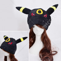 Pokemon Eevee Umbreon Sylveon Snorlax Soft Plush Beanie Costume Hat