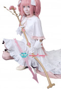 Puella Magi Madoka Magica Madoka Kaname Cosplay Flower Bow and Arrow