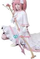 Puella Magi Madoka Magica Madoka Kaname Cosplay Flower Bow and Arrow