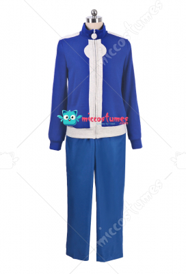 X and Y Calem Cosplay Costume