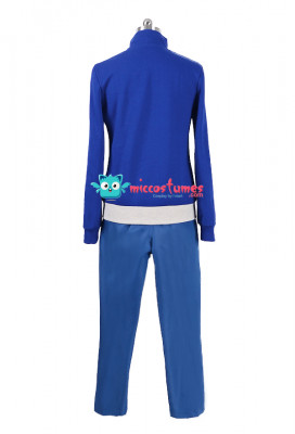 Pokémon X and Y Calem Cosplay Costume