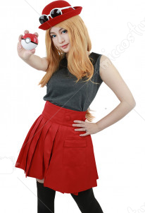 Pokémon X and Y Serena Cosplay Costume
