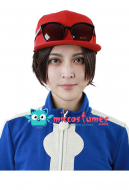 Pokémon X and Y Calem Cosplay Wig