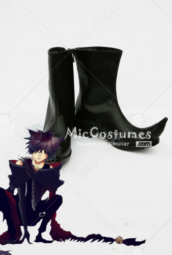 Pandora Hearts Cheshire Cosplay Shoes