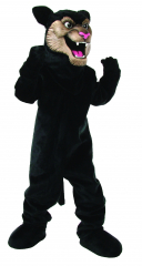 Panther Mascot Adult Costume