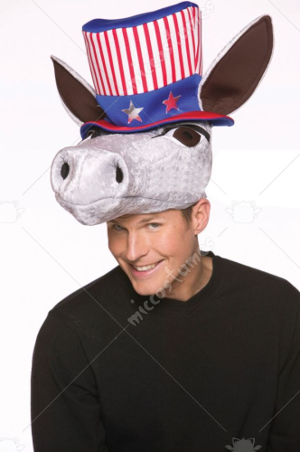 Patriot Donkey Hat