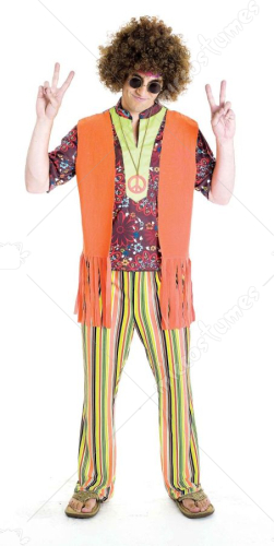 Peaceful Paul Mens Adult Costume