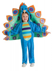 Peacock Infant Toddler Costume