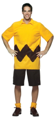 Peanuts Charlie Brown Kit Adult Costume