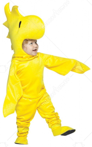 Peanuts Woodstock Toddler Costume
