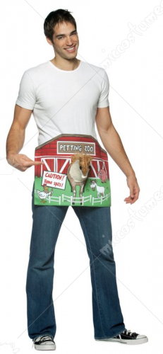 Petting Zoo Adult Costume