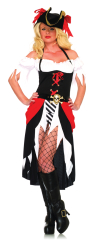 Pirate Beauty Adult Costume