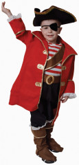 Pirate Deluxe Child Costume