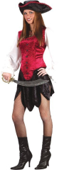 Pirate First Mate Teen Costume