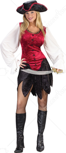 Pirate Lady Sexy Costume