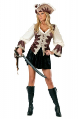 Pirate Royal Lady Costume