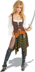 Pirate Wench Standard Adult Costume