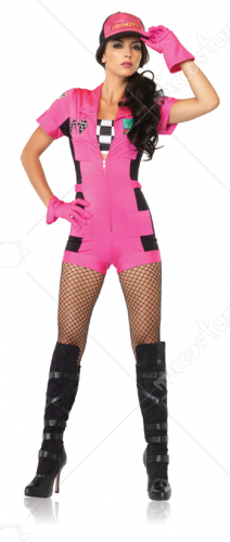 Pit Crew Adult Costume