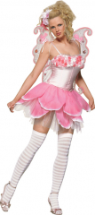 Pixie Rose Petal Adult Costume