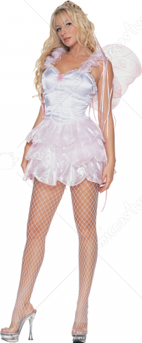 Pixie With Wings Adult  Costume