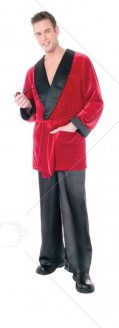 Playboy Hefs Smoking Jacket Adult Costume?