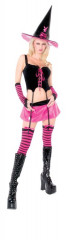 Playboy Hipster Witch Adult Costume