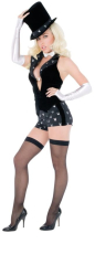 Playboy Magician Adult Costume