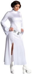 Plus Size Princess Leia Costume