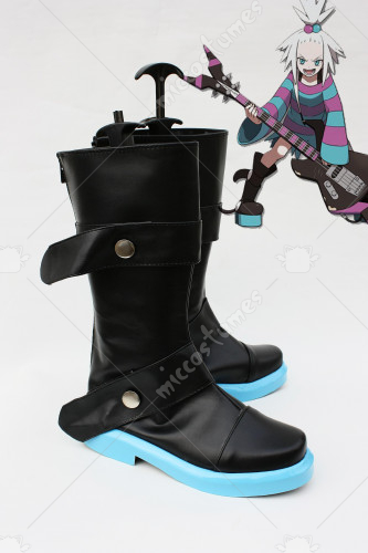 Pokemon Black 2 and White 2 Homika Cosplay Boots