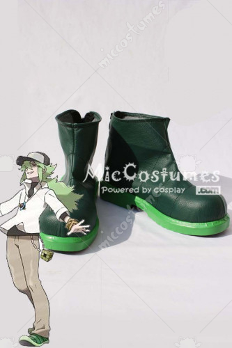 Pokemon Black and White N Cosplay Shoes