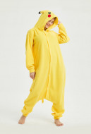 Deluxe Pikachu Kigurumi Cosplay Costume