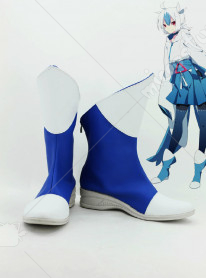 Latios Cosplay Shoes