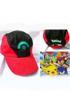 Deluxe Pokemon X And Y Trainer Ash Ketchum Hat Advanced