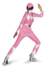 Power Ranger Pink Adult Costume