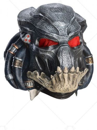 Predator Adult 3 4 Vinyl Mask