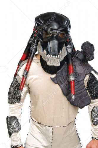 Predator Dlx Latex Mask