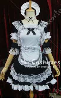 Premium Japanese Maid Costume