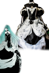Premium Vocaloid Miku Cantarella Cosplay Dress
