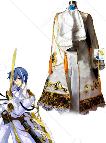 Premium Vocaloid Kaito LOVELESS XXX Cosplay Costume
