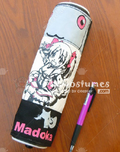 Puella Magi Madoka Scroll Pencil Bag