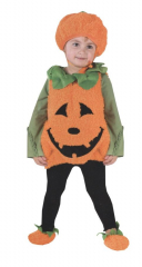 Pumpkin Cutie Pie Vest Costume