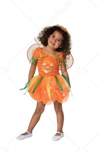 Pumpkin Pie Toddler Costume